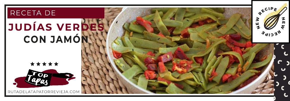 recetas-de-judias-verdes-con-jamon