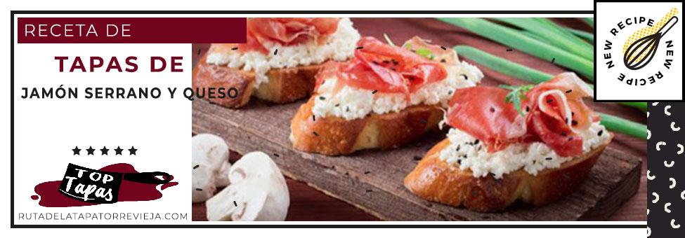 recetas-de-tapas-de-jamon-serrano-y--queso
